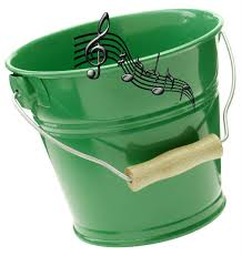 Tune in a bucket